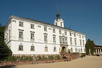 Schloss Lysice (Foto: Kirk, CC BY-SA 3.0 Unported)