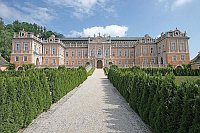 Château de Nové Hrady, photo: Prazak, CC BY 3.0 Unported