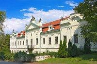 Замок на продажу в стиле рококо, в 50 км от Праги (Фото: архив сайта VipCastle.com)