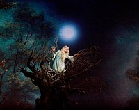 Renee Fleming as Rusalka, photo: Met official Facebook page