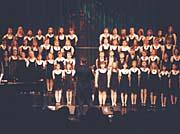 Coro 'Vrabcáci' (Foto: www.vrabcaci.cz)