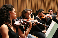 Berg Orchestra, photo: archive of Berg Orchestra