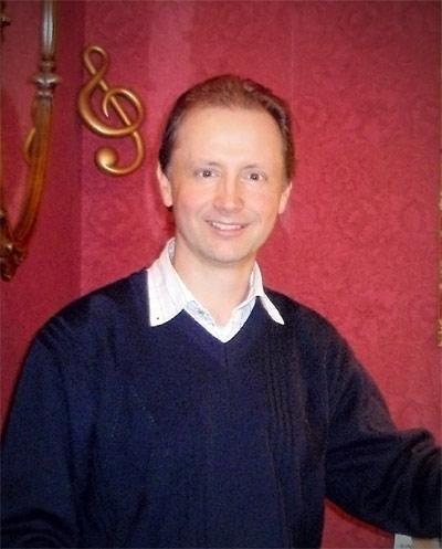 Milan Franěk (Foto: Archiv des Europäischen Verbandes der Klavier-Lehrer)