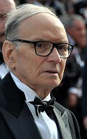 Ennio Morricone, photo: Georges Biard, CC BY-SA 3.0