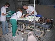 Foto: archiv Jana Trachty, dlouhodobého spolupracovníka Lékařů bez hranic