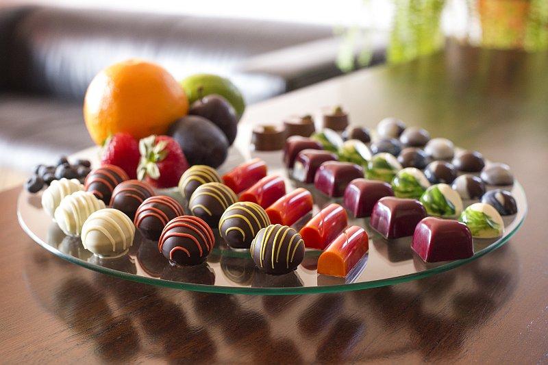 Chocolatier Melinda Varga: Making chocolate pralines is an art | Radio Prague