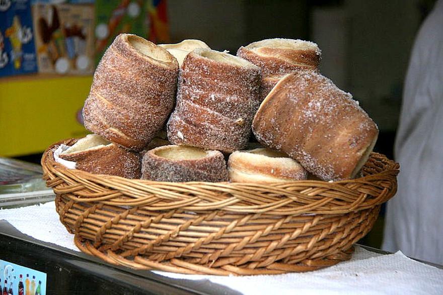 El trdelník, un intruso gastronómico amado por los