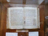 Jistebnicer Gesangbuch (Foto: Wikipedia)
