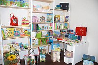 Buchhandlung Amadito (Foto: Archiv der Buchhandlung)