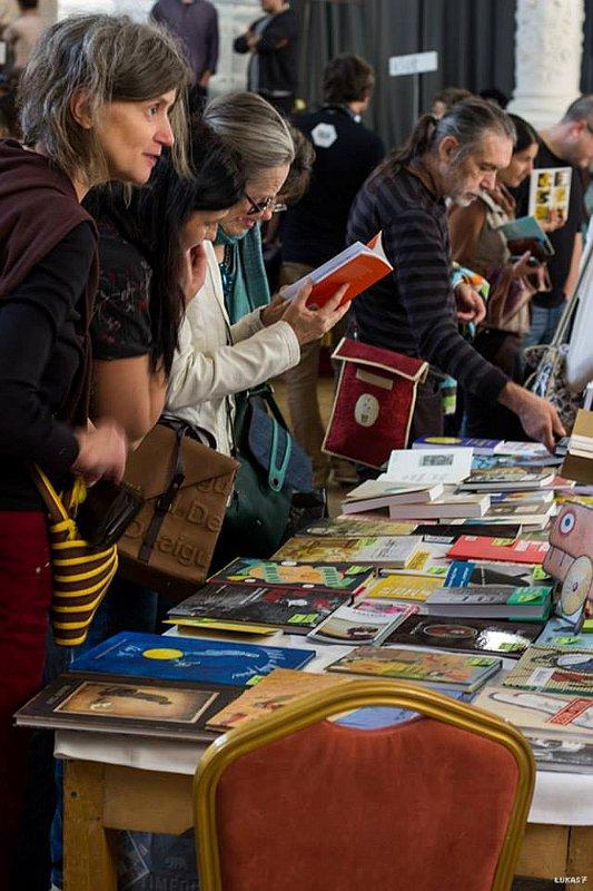 Tabook - Книжная ярмарка в городе Табор (Фото: архив ярмарки)