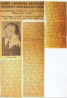 Z časopisu Denní hlasatel, zdroj: Compatriots and Czechoslovak Foreign Resistence 1938 – 1945