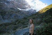 Lukáš Caha na Novém Zélandu, foto: Archiv Lukáše Cahy