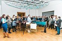 Inauguration de l'espace Foyer², photo: Pavlína Jáchimová