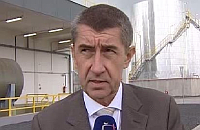 Andrej Babiš, photo: CT24