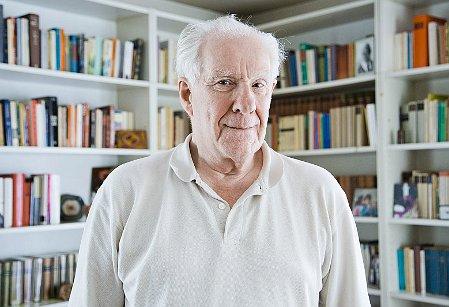 Alain Badiou, photo: Site officiel de l'Institut français de Prague