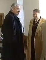 Jaroslav Čapek und František Oldřich Kinský (Foto: Tschechisches Fernsehen)