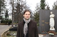 Мартин Червены, Фото: архив администрации Праги 3