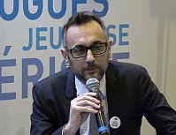 Christophe Chaillot, photo: YouTube