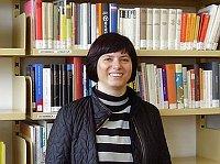 Renata Cornejo (Foto: Archiv der Universität J. E. Purkyně)