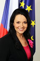 Radka Burketová, photo: Ministry of Regional Development