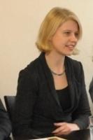 Monika Granja (Foto: Zdeněk Chrapek, Archiv der Olga-Havlová-Stiftung)