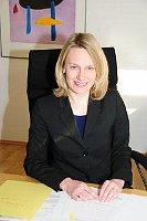 Johana Grohová, photo: archive of Czech Foreign Ministry