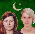 The Czech women abducted in Pakistan, photo: Hanka a Tonča Domů Facebook page