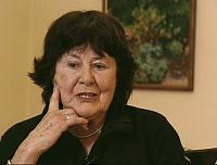 Eva Jiránková, photo: Czech Television