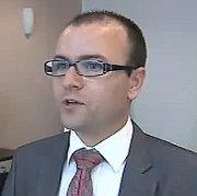 Pavel Kopřiva, photo: Archive of the Czech Television