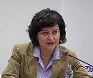 Kristina Larischová (Foto: Archiv der Friedrich-Ebert-Stiftung)