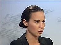 Anna Mrázková (Foto: Tschechisches Fernsehen)