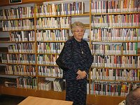 Eliška Nosálová, foto: Archivo de la biblioteca de Brtnice