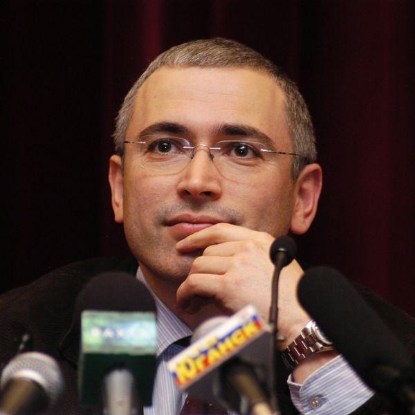 Михаил Ходорковский (Фото: архив сайта Ходорковский.ру, Licence CC BY-SA 3.0)