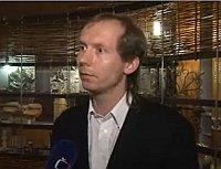 Michal Schuster, foto: Česká televize