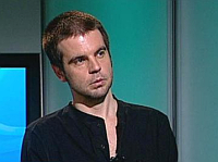 Petr ourek, photo: Czech Television