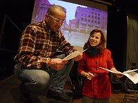 Petr Spatina und Linda Straub (Foto: Michal Horáček)