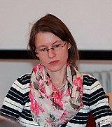 Barbora Šrámková (Foto: Felix Pašek, Archiv des Prager Literaturhauses)
