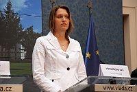 Hana Stelzerová, photo: Site officiel de Česká ženská lobby