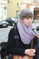 Jana Vargovčíková (Foto: Archiv Amnesty International)