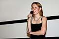 Программный директор фестиваля Хелена Зайицова (Фото: Йозеф Рабара, www.jedensvet.cz)