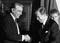 Helmut Zilk und Václav Havel