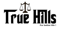 Logo True Hills (Zdroj: http://www.facebook.com/pages/True-Hills/283008995078748)