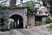 Štěpán Zavřel's house in Rugolo