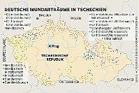 Quelle: Atlas der deutschen Mundarten in Tschechien