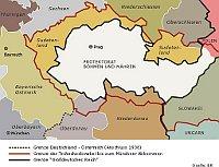 Protectorado de Bohemia y Moravia, foto: archivo de la Radiodifusión Baviera