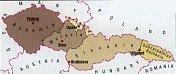 Tschechoslowakei während der Ersten Republik (Quelle: www.mzv.cz)