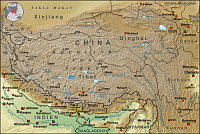 Tibet (Quelle: Lencer, Wikimedia Creative Commons 3.0)