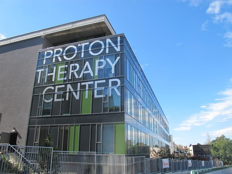 Prague's Proton Therapy Center, photo: archive of Proton Therapy Center