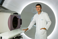 Jiří Kubeš, photo: archive of Proton Therapy Center