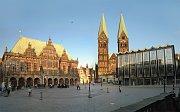 Bremen: Rathaus, Dom und Bürgerschaft